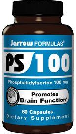 PS-100 (100 mg 60 capsules) Jarrow Formulas