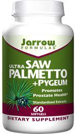 Ultra Saw Palmetto  plus  Pygeum (60 softgels) Jarrow Formulas