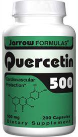 Quercetin 500 (500 mg 200 capsules) Jarrow Formulas