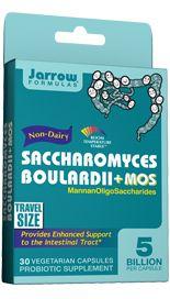 Saccharomyces Boulardii plus MOS (30 capsules) Jarrow Formulas