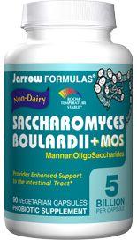 Saccharomyces Boulardii plus MOS (90 capsules) Jarrow Formulas