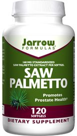 Saw Palmetto (320 mg 120 softgels) Jarrow Formulas