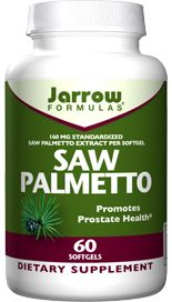 Saw Palmetto (320 mg 60 softgels) Jarrow Formulas