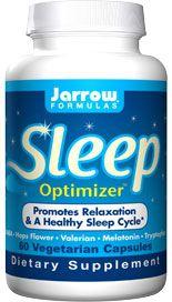 Sleep Optimizer (60 capsules) Jarrow Formulas