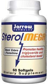 Sterol Mega (60 softgels) Jarrow Formulas
