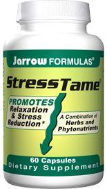 StressTame (60 capsules) Jarrow Formulas