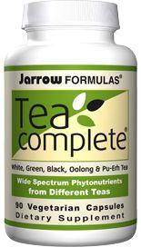 Tea Complete (500 mg 90 capsules) Jarrow Formulas