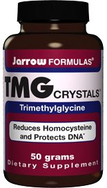 TMG Crystals Powder (50 grams) Jarrow Formulas