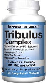 Tribulus Complex (50 tablets) Jarrow Formulas