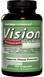 Vision Optimizer (180 capsules)* Jarrow Formulas