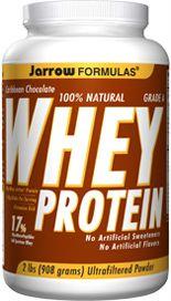 Whey Protein Chocolate (2 lbs) Jarrow Formulas