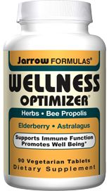 Wellness Optimizer (90 tablets) Jarrow Formulas