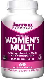Women's Multi (60 tablets) Jarrow Formulas