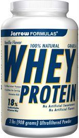 Whey Protein Vanilla (2 lbs) Jarrow Formulas