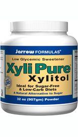 Xyli-Pure Xylitol (32 oz) Jarrow Formulas