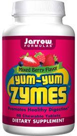Yum-Yum Zymes (90 tablets) Jarrow Formulas