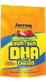 Yum-Yum DHA (30 Chews) Jarrow Formulas