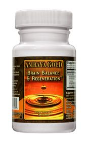 Brain Balance & Regeneration (90 Capsules)* Ambaya Gold