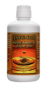 Essiac Tea Concentrate  (1 quart) Ambaya Gold