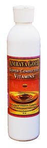 Super Conductive Vitamins ( 8 oz )* Ambaya Gold