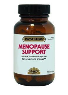 Menopause Support (50 tablets) Country Life