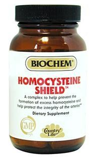 Homocysteine Shield (60 tablets) Country Life