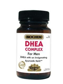 DHEA Complex For Men 60 Caps (60 Capsule - Veg) Country Life