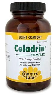 Celadrin Complex (90 vcaps) Country Life