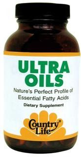 Ultra Oils (90 Softgel) Country Life