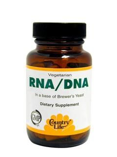 RNA - DNA (100 Tablet) Country Life