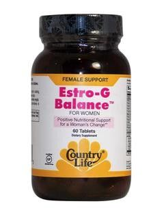 Estro-G Balance for Women (60 vcaps) Country Life
