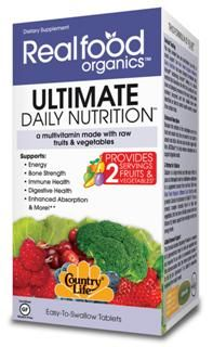 Ultimate Daily Nutrition (90 tablets) Country Life