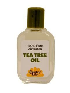 Tea Tree Oil, 100% Pure Austalian (1 oz) Country Life