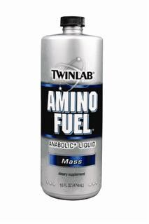Amino Fuel Liquid (16 oz) TwinLab