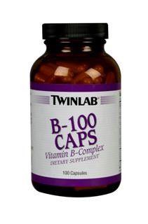 B-100 (100 capsules) TwinLab