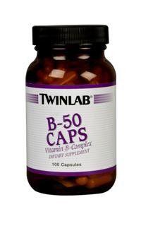 B-50 (100 capsules) TwinLab