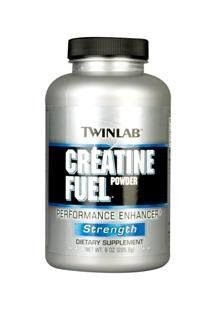 Creatine Fuel Powder (8 oz) TwinLab