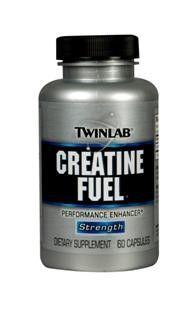 Creatine Fuel (60 capsules) TwinLab