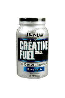 Creatine Fuel Stack (180 capsules) TwinLab