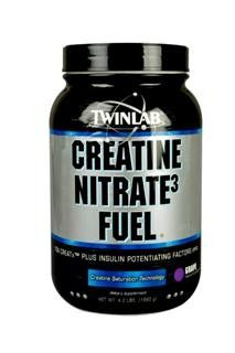 Creatine Nitrate3 Fuel (Fruit Punch 4.25 lbs) TwinLab