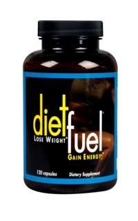 Diet Fuel Ephedra Free (60 capsules) TwinLab