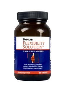 Flexibility Solution (60 capsules) TwinLab
