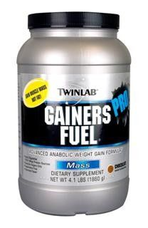 Gainers Fuel Pro (Chocolate 4.1 lbs) TwinLab