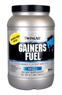 Gainers Fuel Pro (Vanilla 4.1 lbs) TwinLab