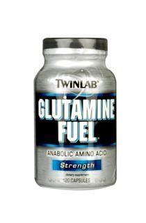 Glutamine Fuel (120 capsules) TwinLab
