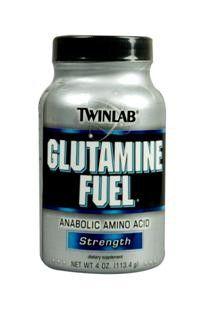 Glutamine Fuel Powder (4 oz) TwinLab