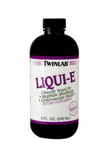 Liquid E (8 oz) TwinLab