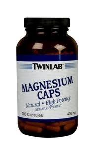 Magnesium (200 capsules) TwinLab