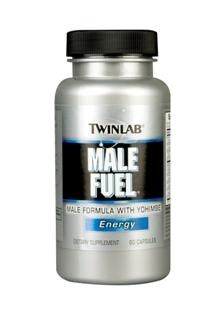 Male Fuel (60 capsules) TwinLab