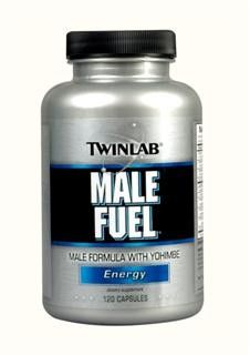 Male Fuel (120 capsules) TwinLab
